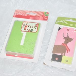 Scrapbook Pebbles Coutdown and tags